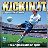 Kickin  It: Women s Soccer 2018 Wall Calendar (CA0142)