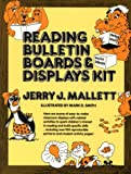 Reading Bulletin Boards and Displays Kit, Jerry J. Mallett, 0876286929