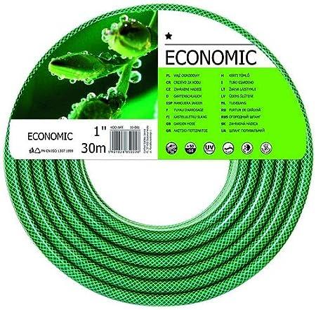 Manguera Terra Economic, color verde, 1