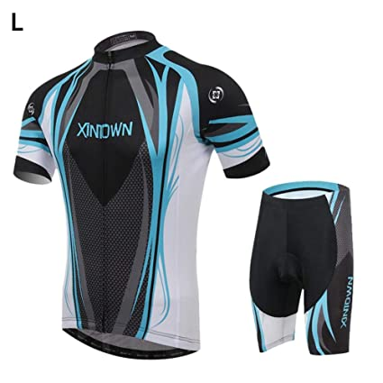 Amazon.com: CLOTH-BEST Jersey Ciclismo 2019 Nuevo Ciclismo ...