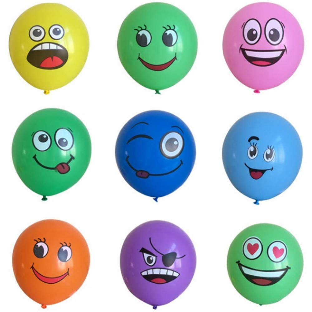 Party Balloons Decoration Pulison Premium Mixed-Colors Birthdays and Wedding Decorations Baby Gifts