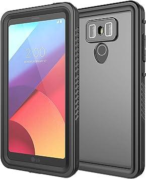 HAPPON Funda Impermeable LG G6 [Certificación IP68] Resistente al ...