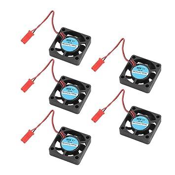 ASHATA Ventilador de enfriamiento de Impresora 3D, Ventilador de ...