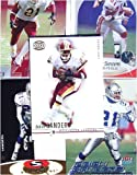Deion Sanders 25-card set with 2-piece acrylic case [Misc.]