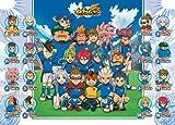 Inazuma Eleven - Buildup! Japanese National Team!! [Jigsaw Puzzle] (300pcs) by ensky