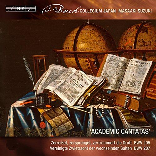Vereinigte Zwietracht der wechselnden Saiten, BWV 207: Recitative. Ihr Schlfrigen, herbei! (Tenor, Bass, Soprano, Alto)