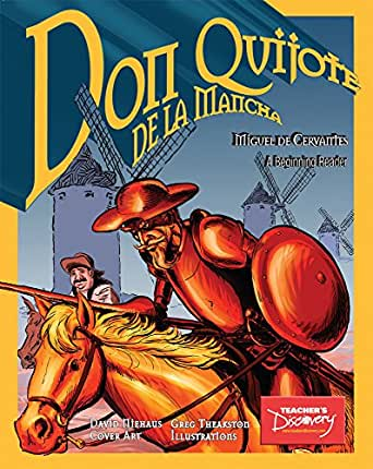 Don Quijote De La Mancha: Beginner Graphic Reader eBook