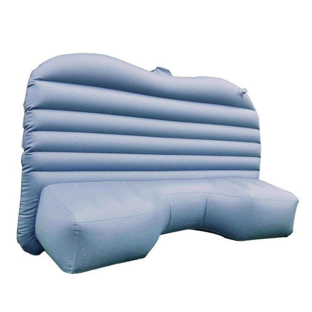 GY Luft Bett-Auto Luft Bett mit Kopfschutz Multifunktions aufblasbare Matratze Outdoor Camping Angeln aufblasbare Kissen Auto Bett Fernreise Sitzkissen /+-+/