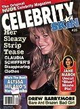 Celebrity Skin Magazine #35 Drew Barrymore, Claudia Schiffer