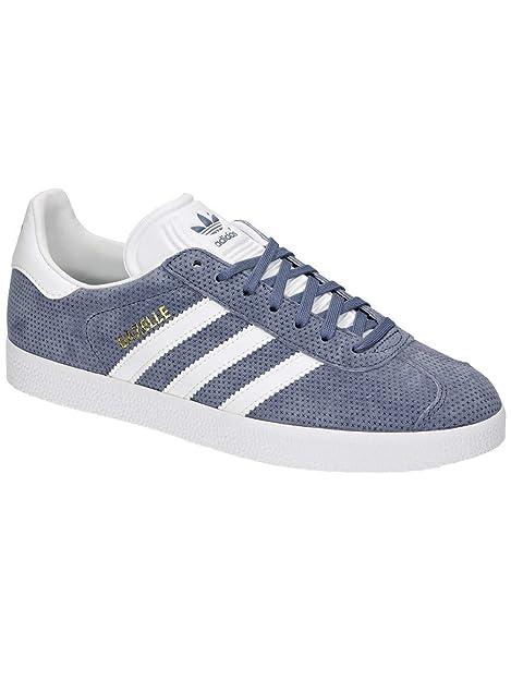 Adidas Gazelle Niña Zapatillas Púrpura: Amazon.es: Zapatos y complementos