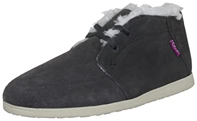Curl Wh charcoaloff gris Rip Up Sneaker Awake Donna Grigio dnwg008qxY
