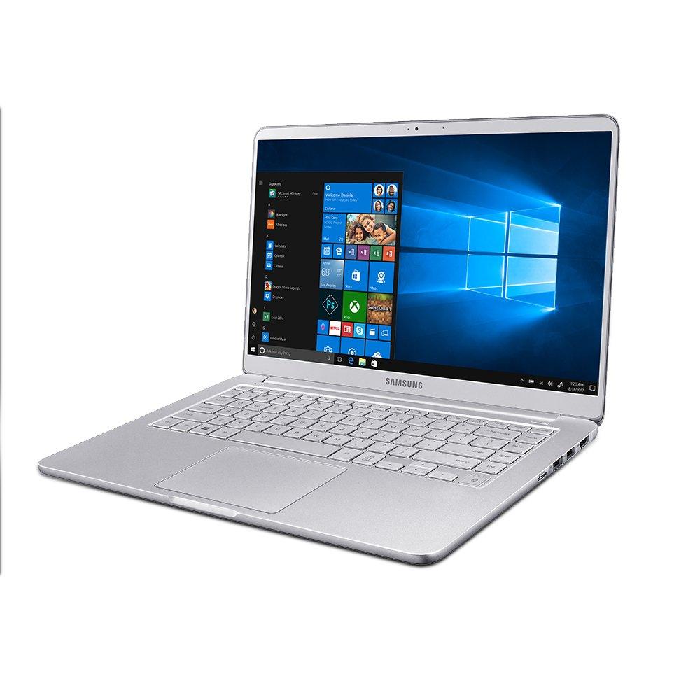 Samsung Notebook 9 NP900X3T-K02US Traditional Laptop Windows 10 Home, Intel Core i7, 13.3 LCD Screen, Storage 256 GB, RAM 8 GB Light Titan