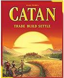 CATAN Trade Build Settle Board Game 5th Edition by Catan Studio
