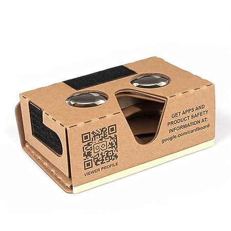 sainsmart diy google virtual reality 3d glasses cardboard box v2 for