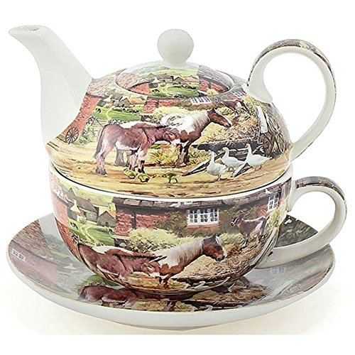 country teapot - 7