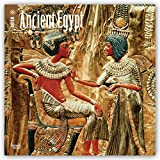 Ancient Egypt 2018 12 x 12 Inch Monthly Square Wall Calendar, Travel Egypt Pyramids Cairo Giza