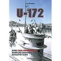 U-172: Avec Carl Emmermann, Dans Les CariBES, Au
