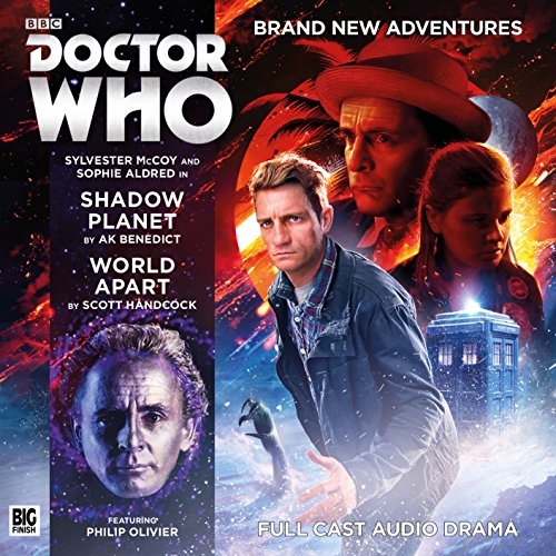 Doctor Who Main Range: Shadow Planet / World Apart: No. 226