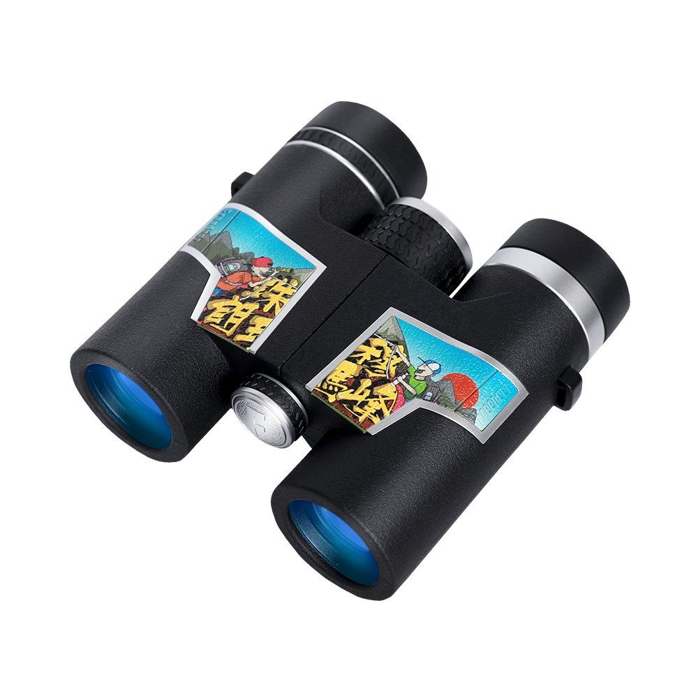 freedeer 10 x 32グラフィティ双眼鏡望遠鏡、FMC multi-coatedブロードバンドFilm、bak-4プリズム、防水性窒素Filled、暗視機能付きin Faintライト、ライト、ポータブル、Make It Notのみ B07BP3PJSH