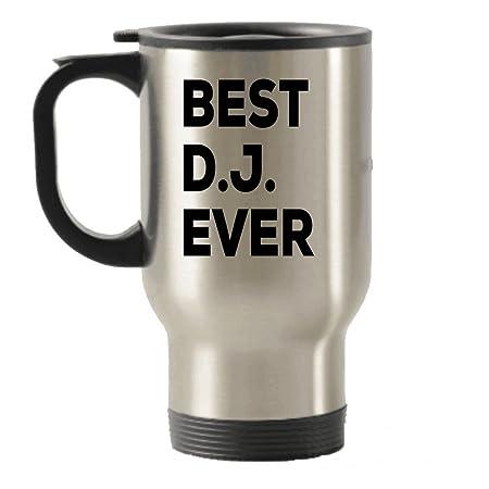 DJ taza de viaje - de viaje con aislamiento vasos - DJ ...
