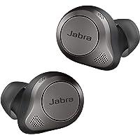 Jabra Elite 85t trådlösa earbuds - Jabra Advanced Active Noise Cancellation™ med lång batteritid och kraftfulla…
