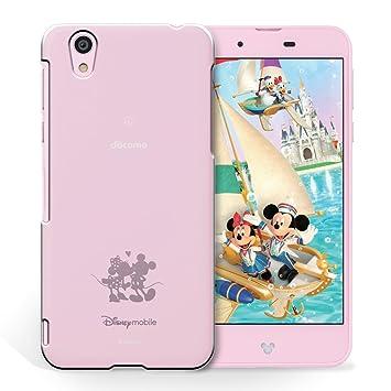 5ecc49d28c Amazon | [Breeze-正規品] Disney Mobile on docomo DM-01Jケース ASUS ...