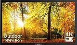 SunBriteTV SE 43-Inch Weatherproof Outdoor Television - 4K UltraHD LED TV for Permanent Outside Installation - SB-SE-43-4K-BL