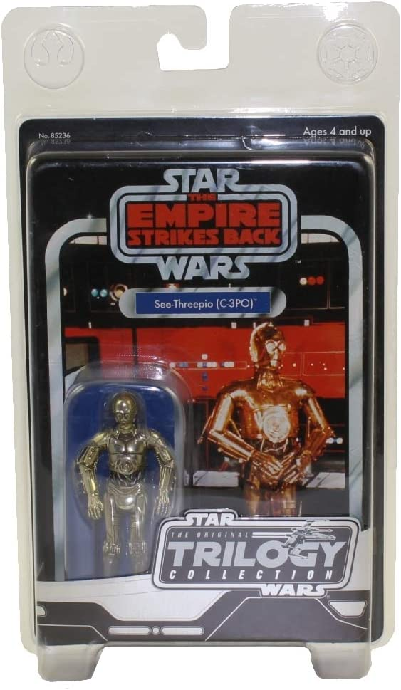 New C-3PO Episode 5 Star Wars Vintage Collection 3.75 Inch Figure