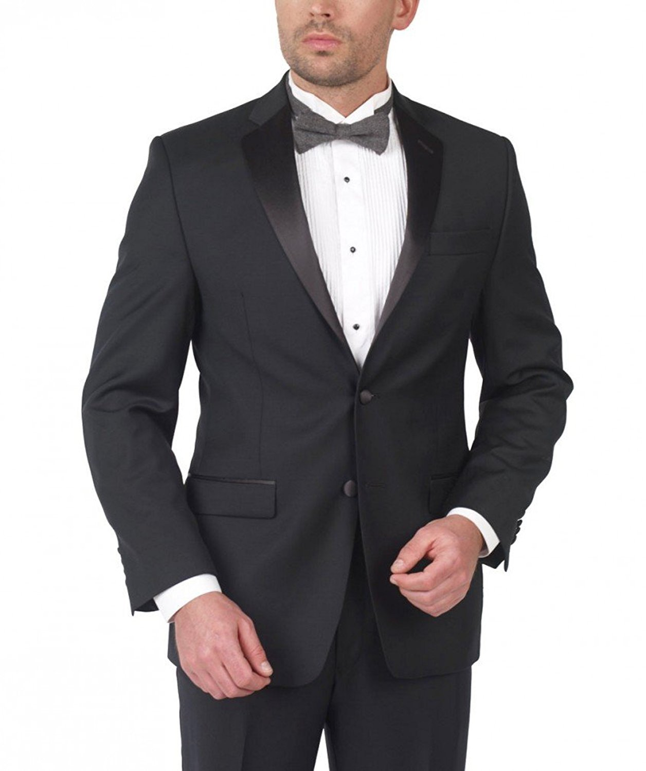 Ralph Lauren Super 130's Wool Tuxedo - 40 Long