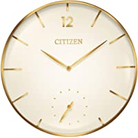 Citizen CC2034 Gallery Wall Clock, Gold-tone