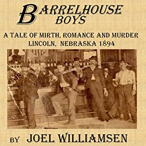 Barrelhouse Boys Audiobook