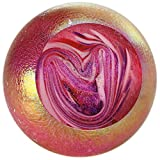 Glass Eye Studio 3'' Celestial Series Heart Nebula Paperweight