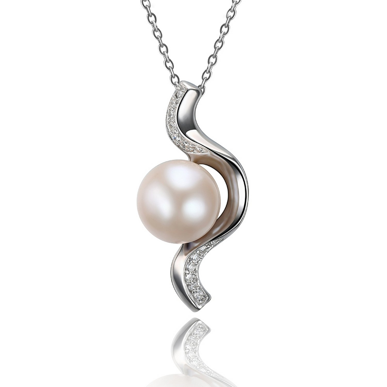MMC Womens Necklaces Pearl Colar Feminino Bridel Pendants