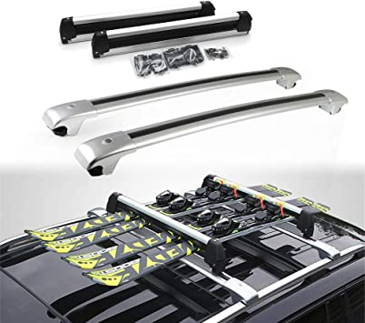 For Mercedes Benz GLA 2014-2018 Roof Rack Cross Bar Top OE Style Cargo Bar