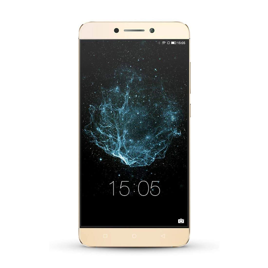Surya Letv X620 Volte Smartphone with 4GB RAM 32GB ROM 5 5-inch Touchscreen  Display and Fingerprint Sensor Jio 4G Support (Gold)