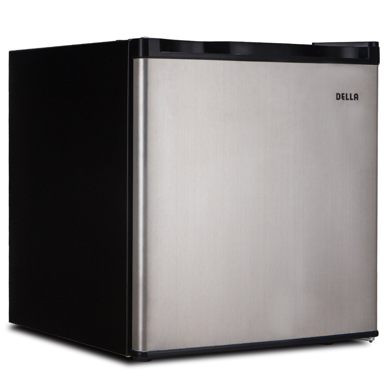amazon com della compact mini refrigerator freezer 1 6 cubic