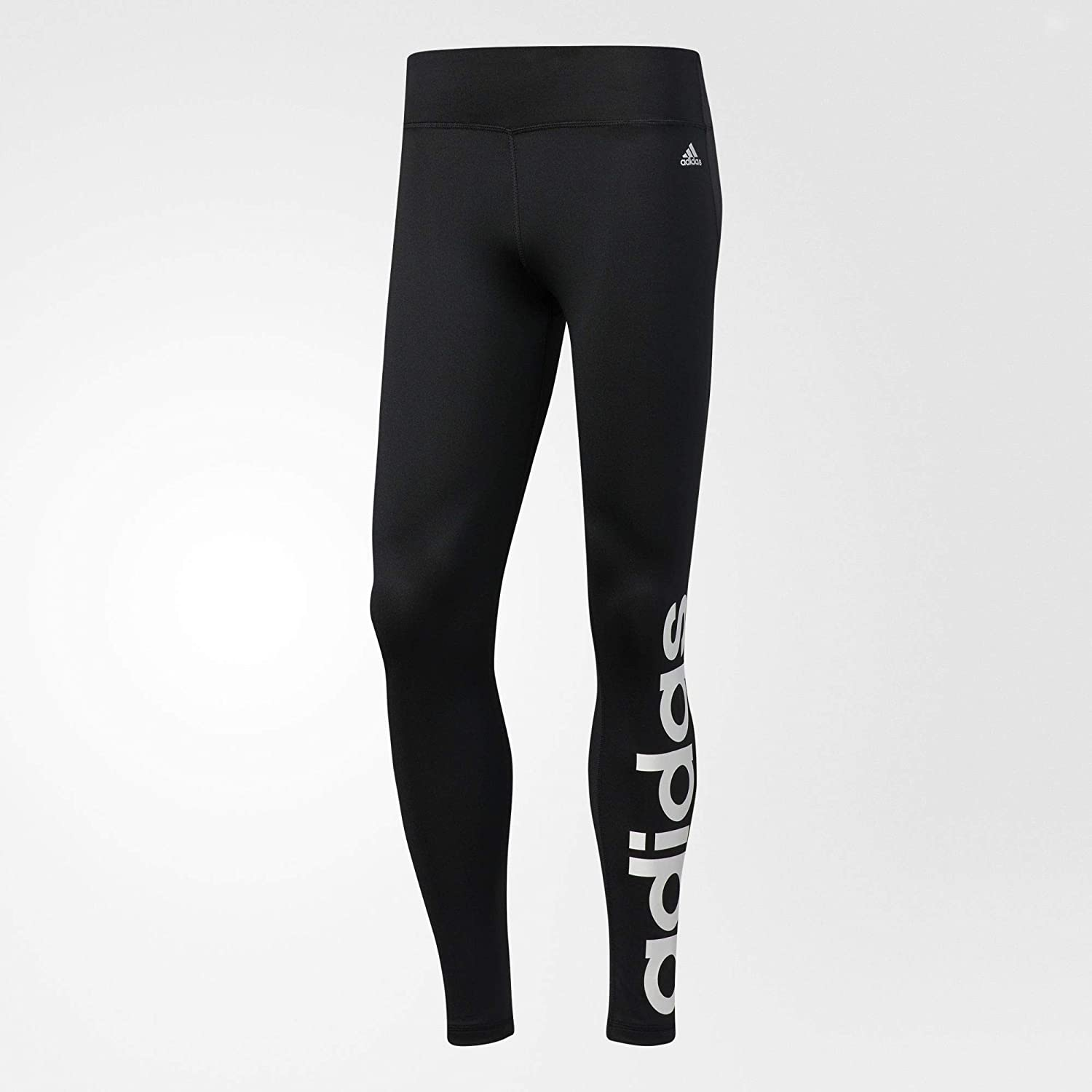 787faeaf57d24 Amazon.com: adidas Women's Fab Climalite Essentials Linear Training Tights  Pants: Clothing