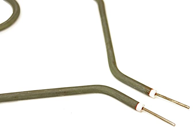 SPARES2GO Heater Elements for Creda Night Storage Heaters 850W, Long Pin, Pack of 4