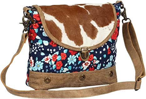 Messenger Bags Luggage Travel Gear Myra Bag Jazzy Upcycled Canvas Cowhide Messenger Bag S 1298 All categories cowhide bags women's wallets cowhide clutches travel phone covers accessories jewellery sale footwear belts uncategorised home decor beach bags. visionpoint