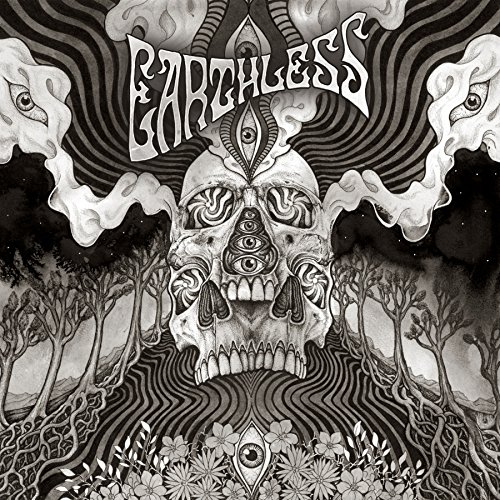 Vinilo : Earthless - Black Heaven (clear & Black Vinyl) (Clear Vinyl, Black)