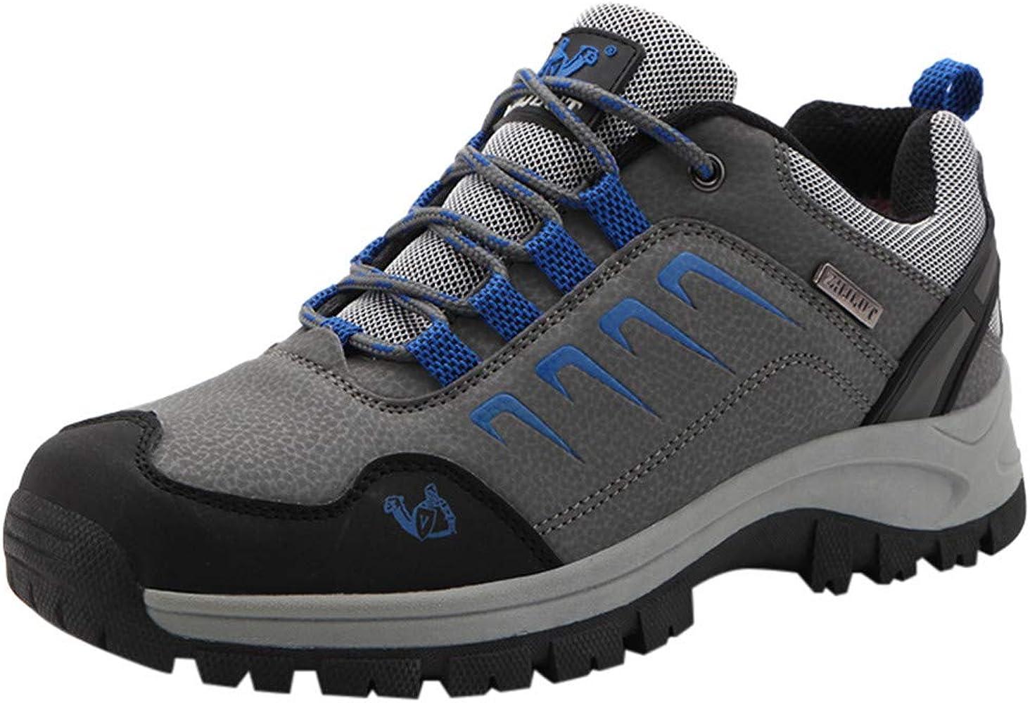Zapatos de Senderismo Al Aire Libre Ocio Deportes Impermeable ...
