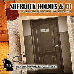 Die Verschwundenen von Zimmer 5 (Sherlock Holmes & Co 20)