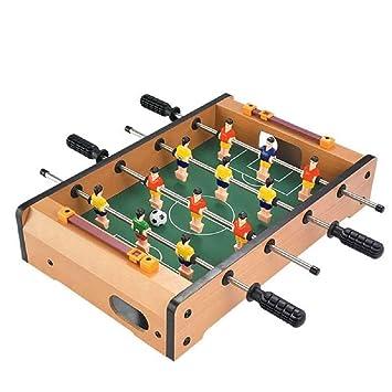 Huiseneu - Juego de Mesa de fútbol para Adultos y niños, diseño de ...