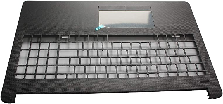 Black with Clear 15.6 inch 80NT00L6IN Saco Keyboard Protector Silicone Skin Cover for Lenovo Ideapad 500-15ISK Notebook