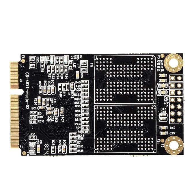 B Blesiya Disco Duro SSD MSATA 3 240 GB Estado Complimentos Fácil ...