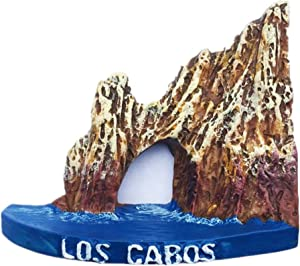 3D Los Cabos Mexico refrigerator magnet craft,Home& kitchen decor Mexico souvenir fridge magnet