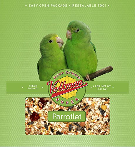 cience Super Parrotlet 4lb (Avian Bird Seed)