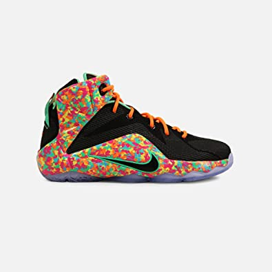 6eb937cdbf5 Amazon.com: Nike Lebron 12 (GS) - 6.5Y