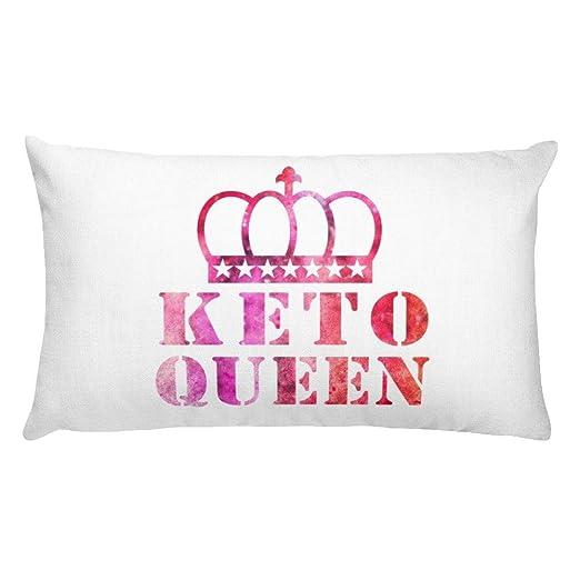 Reina de Cetosis Estado Keto ketogenic dieta rectangular ...