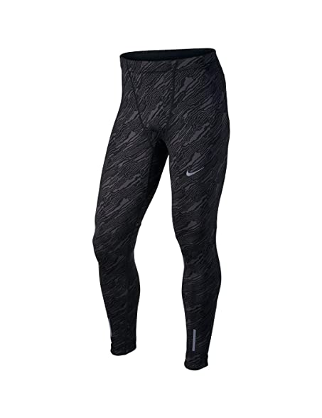 Nike Dri-FIT Tech Elevated Men's Running Tight Black Medium 717772-010
